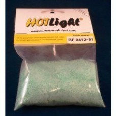 Hot Light Frits Aqua Transparant 100 gram
