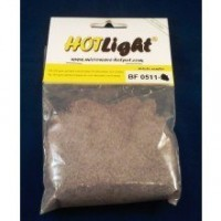 Hot Light Frits Violet transparant 100 gram