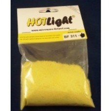Hot Light Frits Kanariegeel opaal 100 gram